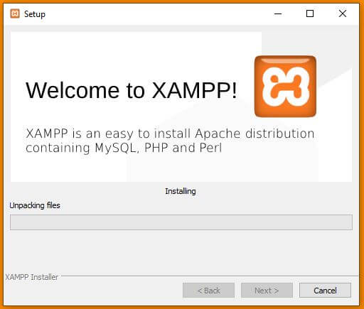 cara install xampp di windows 6