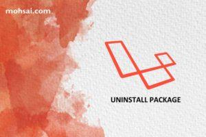 Tutorial Laravel Cara Mudah Menghapus atau Uninstall Package Laravel dengan Composer
