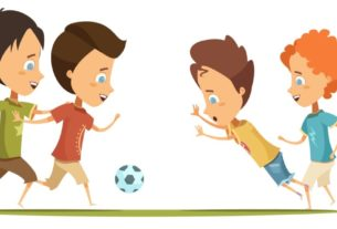 Olahraga dan Permainan Populer Merakyat itu Bernama Sepakbola
