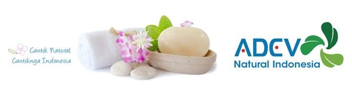 Sabun Transparan Adev Natural, Rekomendasi Terbaik Maklon Kosmetik