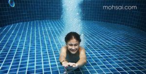 Hal yang Harus Diperhatikan Saat Berenang Waktu Haid