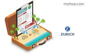 Nikmati keamanan asuransi perjalanan Zurich