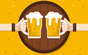 Cara Minum Bir Dengan Benar