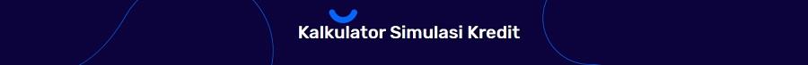 Kalkulator Simulasi Kredit - seva mobil bekas